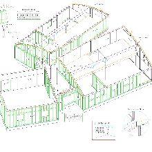 Noben Thierry Architecte Luxembourg construction en bois no