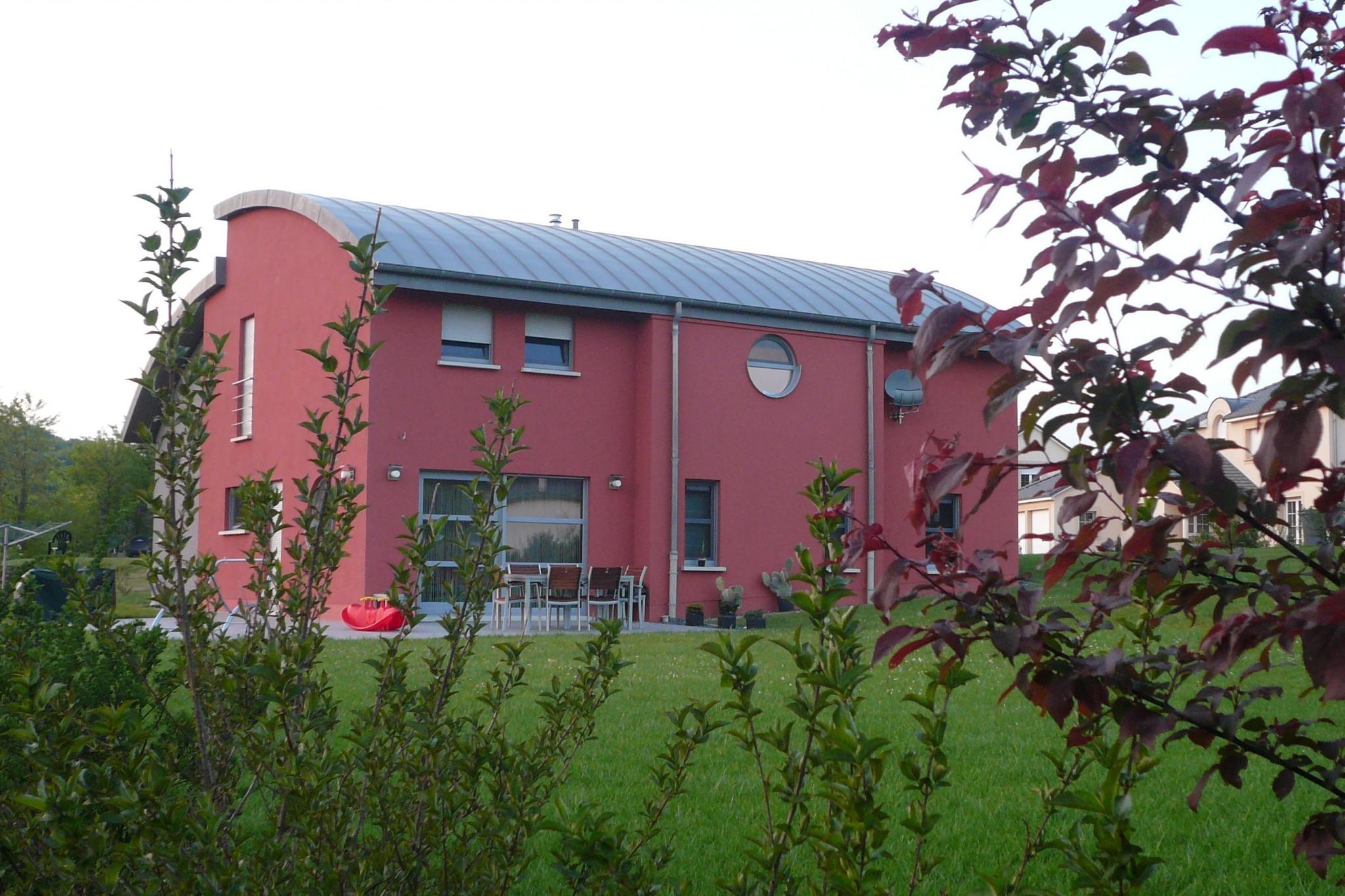 Thierry Noben Architecte Maison Oldrizzi France